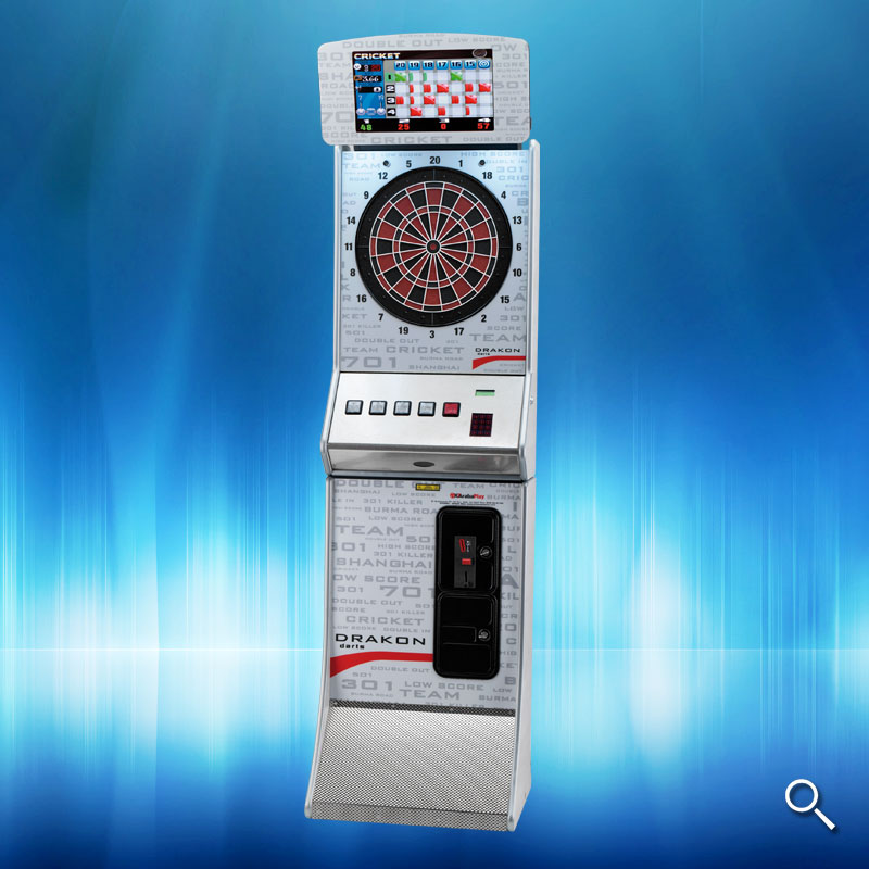 Drakon dartboard White